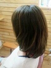 ヘアールーム アイロネア(Hair Room Aironea)スモーキーマット