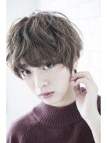 【miel hair新宿】マッシュショート