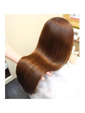 ドゥドゥ ビューティーサロン(DOUDOU BEAUTY SALON)【DOUDOU】髪質改善×トリートメント(6回目)