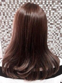 ボウクレア(beau clair)の写真/こだわりの7段階工程の集中ケア!【7stepの極上トリートメント】で健康な髪に導きます♪高いリピート率!