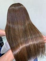 プラウド美髪ロングスタイル☆綺麗に伸ばせる髪のエステ