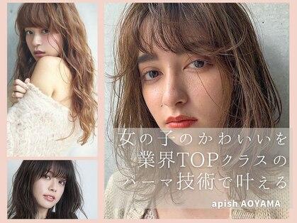 アピッシュ アオヤマ(apish AOYAMA)の写真