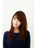 ヘアメイク パッセージ 千歳船橋店(hair make passage)簡単サラッツヤミディヘア