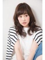 【ブルージュカラー】カラーで魅せる透明感×柔らかさ☆☆
