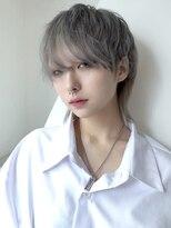 アルバム シンジュク(ALBUM SHINJUKU)メンズソフトウルフ_クールショート_88108