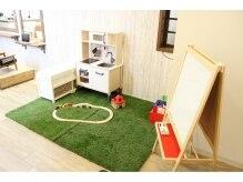 アグニー(Agnii)の雰囲気(ファミリールーム完成☆ママの目の届く空間で遊べるから安心♪)