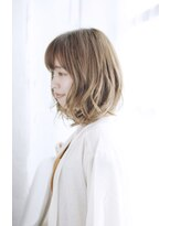シュシュット(chouchoute)吉祥寺3分/かきあげ髪質改善マロンベージュ美髪Aラインボブ/008