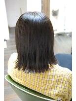 ヘアドクター ディービー 渋谷店(HAIR DOCTOR DB)切りっぱなしボブ 《ヘアドクターDB》