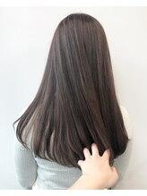 クールブ(Courbe)美髪ケア♪『ソフトグレージュ×美髪エステ』
