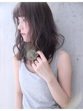 ヘア アトリエ オルト(hair atelier ort.a)roosemidi 【 medium 】