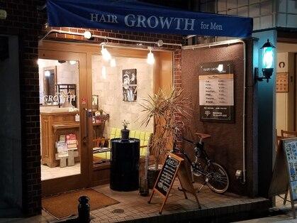 ヘアーグロースフォーメン(HAIR GROWTH for men)の写真