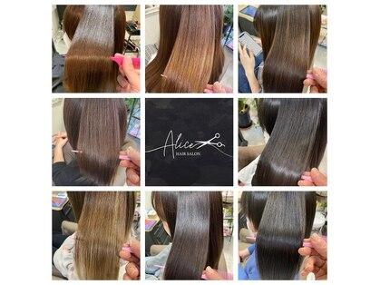 ヘアサロン アリス(hair salon Alice)の写真