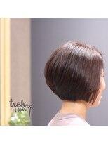 トレックヘアー(trek Hair)グラボブ