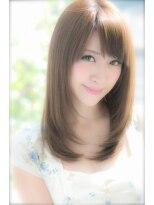【Euphoria】さらつや美髪☆シルキーローレイヤースタイル