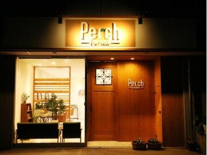 パーチフォーヘアー(Perch for hair)の写真