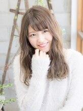 ニキ ヘアー ネイル 子安店(niki hair, nail)大人ウェーブ