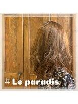 ルパラディ(leparadis)【ミルキーウェブミディ】