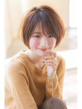 アンアミ オモテサンドウ(Un ami omotesando)【Un ami】《増永剛大》20代30代40代おすすめ、人気ショートボブ