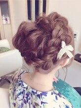 オハナ ヘアサロン(OHANA hair salon)およばれセット