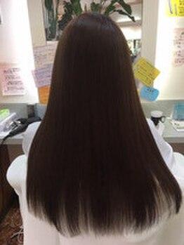 エリアデュクス(AREADEUX)の写真/「なりたい髪質」に近づける。そのためのトリートメントコースを種類豊富にご用意☆うるツヤヘアを叶える♪