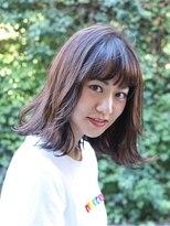 バルベストーキョー(BARBES TOKYO)【BARBES 土屋諒将】大人可愛いナチュラルボブディ1