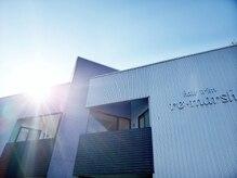 リマーシュ(RE.MARSH)の雰囲気(モダンな雰囲気のある建物が目印です!!)
