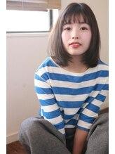 ヴィラ (VILLA)【VILLA】ブルーアッシュボブ