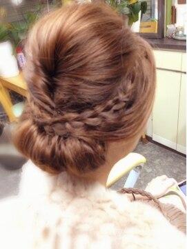 結婚式 ゲスト 髪型 ランキング