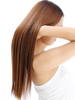 バオバブ ヘアー(baobab hair)の写真/髪への優しさにこだわったヘアケアが充実*あなたの髪の状態に合わせてご提案!さらツヤ美髪が叶う♪