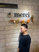 メルシー(merci)【merci古河店】清潔感×ビジネスシーン