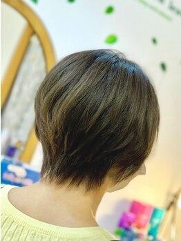 ティンカーベル(TINK‐A‐BELL)の写真/カラーを楽しみたい、しっかりカバーしたい、白髪を活かしたい...皆さんのなりたいを叶えます!