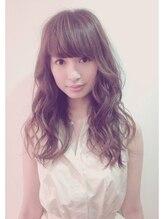 オーケストラ 渋谷(ORCHESTRA)小嶋陽菜風の前髪はCanCam専属読モの下薗なおこちゃんが1番人気