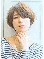 リル ヘアーデザイン(Rire hair design)【Rire-リル銀座-】小顔☆エレガントショート
