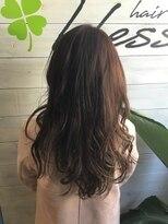 ブレス ヘアアンドスパ 湘南台(bless hair spa)シルキーベージュ アッシュ系ピンク系に飽きた方にオススメです