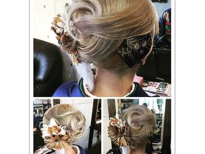 ヘアーデザイン アンド アート ブレイブ(Hair Design & Art BREVE)の写真