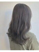 ヘアメイク オブジェ(hair make objet)透明感 アッシュベージュ*** KAI