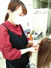 ヘアーメイク ティアラ(Hair make Tiara)Kaoru