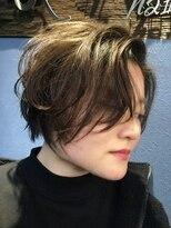 クブヘアー(kubu hair)《Kubu hair》クールショート