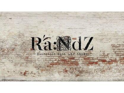 Ra:NdZ 【レンズ】