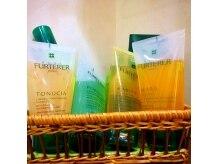 美容室 ヒラトヤ ジョイス本町店の雰囲気(ヘッドスパは頭皮状態に合わせた植物アロマのシャンプーで。)