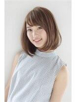 モッズ ヘア 二子玉川店(mod's hair)ナチュラルカール ボブ