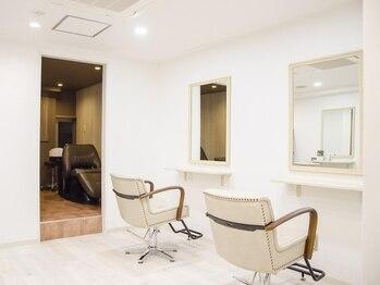 """ヘア クル(hair curu)の写真/[町田駅5分]マンツーマン施術で""""あなたらしさ""""をご提案!嬉しいサービスも充実で、次の来店が楽しみになる♪"""