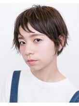 アズグロウヘアー(AS GROW HAIR)タイトでキュートなショート【熊本市東区/帯山/長嶺】