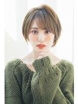 ジョエミバイアンアミ(joemi by Un ami)【joemi】大人かわいいスッキリショート(小倉太郎)