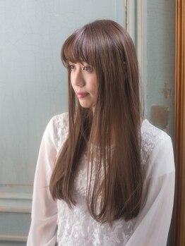 ヘアーメイク ボノ 調布(HAIR MAKE BONO)の写真/≪調布≫オーガニックで叶える極上の質感!本当に髪、肌に良いものだけを厳選。髪本来から美しさへ…☆