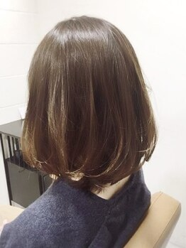 デッカソウル 茨木店(Decca Soul)の写真/◆JR茨木駅◆【高リピート率で話題のoggiotto】髪の芯から栄養補給★状態に合わせてオーダーメイドケア