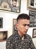 オムヘアーフォー(HOMME HAIR 4)短髪ベリショ!!【HOMME HAIR4 熊田】水道橋 神保町 大手町