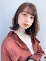 ガーデントウキョウ(GARDEN Tokyo)【GARDEN荒井夏海】ふんわりレイヤーボブ