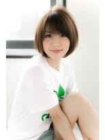 ウノプリール 梅田店(uno pulir)#uno pulir 古尾義仁 クラシカルモード☆ミルクティーショート