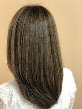 ヘアーラウンジダブリュー(Hair Lounge W)相模大野・ダブリュー・髪質改善ティントバーカラー・白髪染め